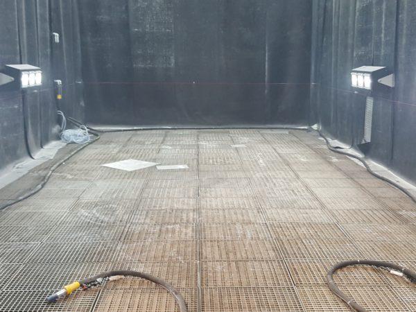 komora śrutownicza Cabimatt MT