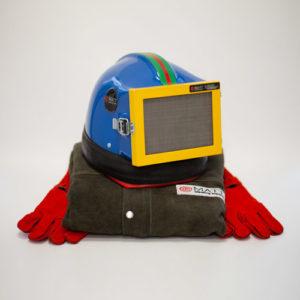 Sprzęt ochrony piaskarza