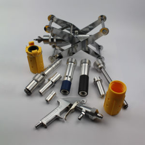 Części do maszyn pneumatycznych
